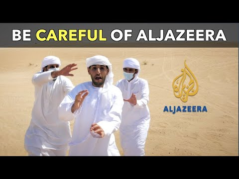 Be Careful of Aljazeera