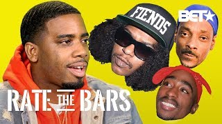 Reason Recognizes These Ab Soul Bars + Tupac, Snoop Dogg | Rate The Bars