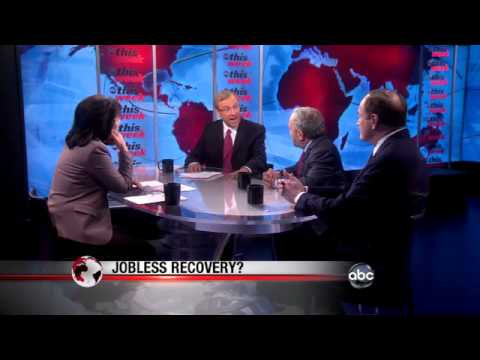 ABC This Week's Economic Panel:  Jobless Recovery, June 12, 2011