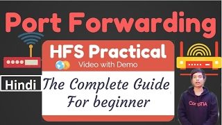 how to port forward   the easy way   practical video