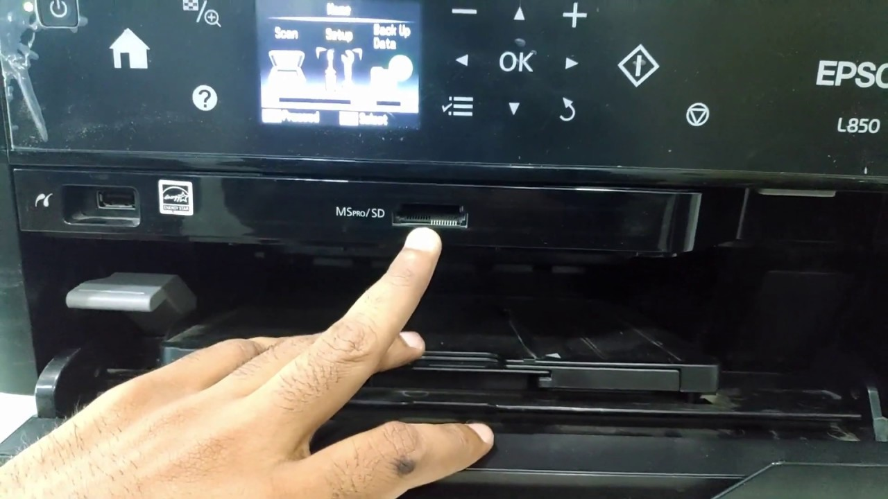 Epson L850 INk Tank True HD Printer Unboxing & Review
