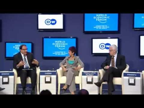 East Asia 2012 - Driving Growth through Travel and Tourism (Deutsche Welle TV Debate)