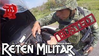 Nos paró un Retén Militar - Rodada de 400Km