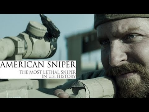American Sniper Trailer (2015) HD - Best Scene - Shooting the Enemy