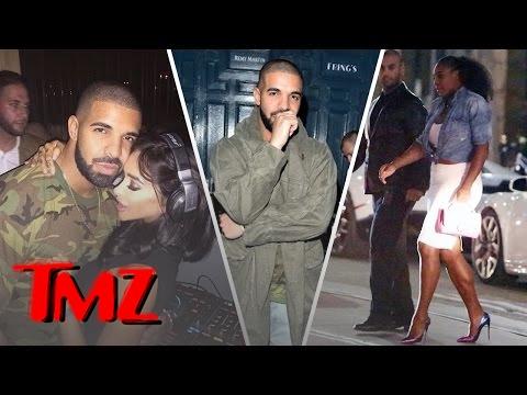 Drake and Serena: Does Mom Approve? | TMZ