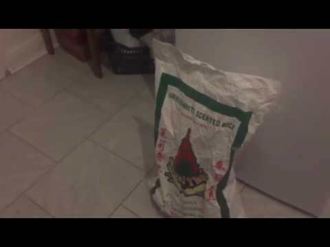 Plastic Rice From China Sold in Nigeria