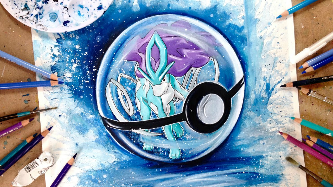 List Of Synonyms And Antonyms Of The Word Suicune Drawings