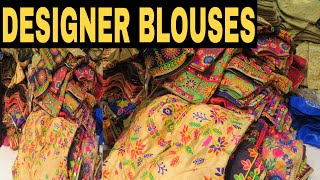 Stylish Readymade Blouses At Affordable Prices In Surat