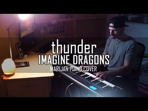 Imagine Dragons - Thunder | Piano Cover + Sheets