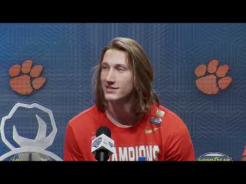 Clemson Cotton Bowl Postgame Press Conference