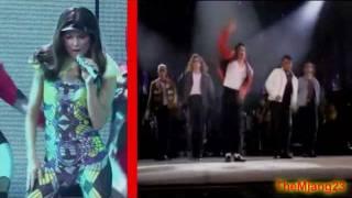Beat It 2008 Michael Jackson and Fergie Mix
