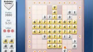Domino Sudoku online spielen (Gameduell) 8.485