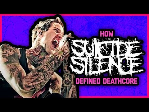 HOW SUICIDE SILENCE REDEFINED DEATHCORE (TWICE!)