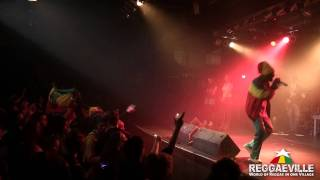 I Wayne & House of Riddim - Can't Satisfy Her in Munich, Germany 2/24/2012