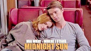 Mia Wray - Where I Stand (Lyric video) • Midnight Sun Soundtrack •