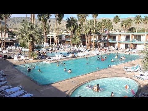 Desert Hot Springs Spa Hotel Day 1