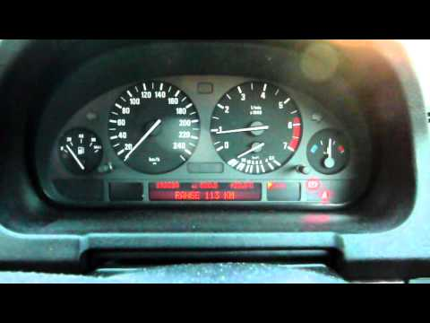 BMW X5 Steering Angle Reset - YouTube