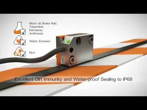 Installation video: LM10 linear incremental magnetic encoder system