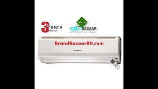 O General AC Price in Bangladesh - ASGA24AET 2 ton split AC