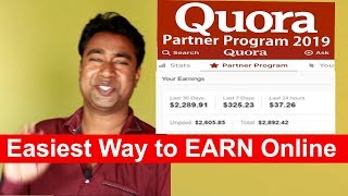 Now Earn Money From Quora Partner Program Via | Ads Revenue | Affiliate | Get Traffic