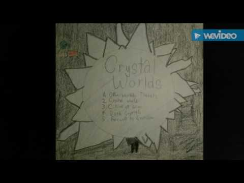 Farewell to Crystallion --|Crystal Worlds Track 5|--