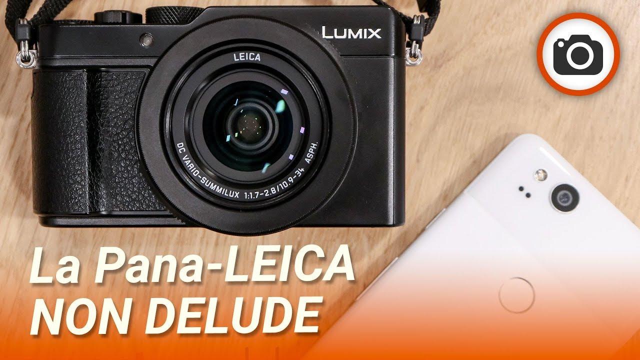 QUESTA COMPATTA SEMBRA UNA MIRRORLESS: Recensione Panasonic LX100 II