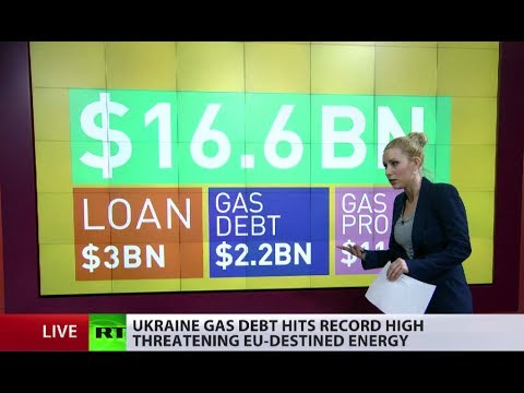 Putin: Ukraine's gas debt critical, transit to Europe threatened