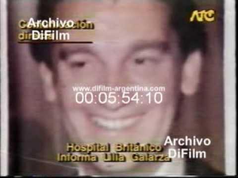 DiFilm - Muerte del Actor Cesar Pierry (1992)