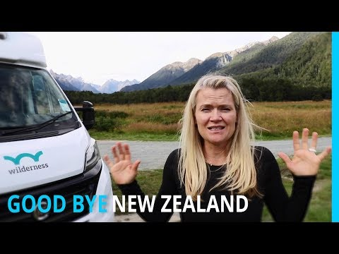 SEASON 6 FINALE: GOOD BYE NEW ZEALAND (KYD 152)