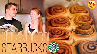 ГОТОВИМ БУЛОЧКИ СИННАБОН STARBUCKS | Cinnamon Rolls STARBUCKS | SWEET HOME