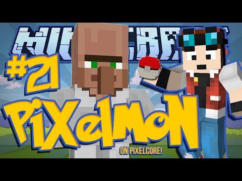BLOCKET TRAYAURUS?! | Minecraft: Pixelmon Mod w/ DanTDM! [#21]