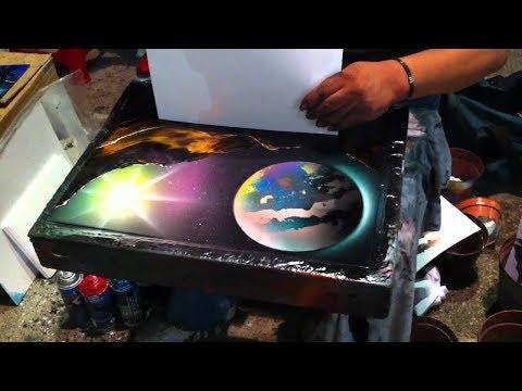 Street Spray Painting Artist Compilation (Part2)