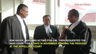 New date fixed for Guan Eng - Phang corruption trial