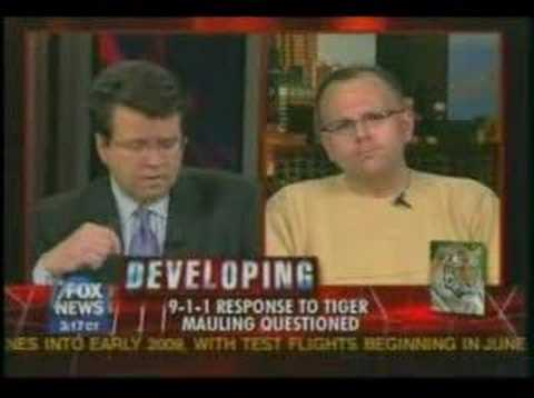 """SPR on Fox News Channel's """"Your World With Neil Cavuto"""""""