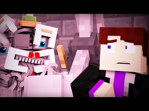 """""""Crawling"""" - FNAF Minecraft Music Video [Song by CG5]"""