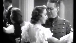 """Who Knows?"" (Cole Porter), 1937. cenas Eleanor Powell, Nelson Eddy, Camille Soray"