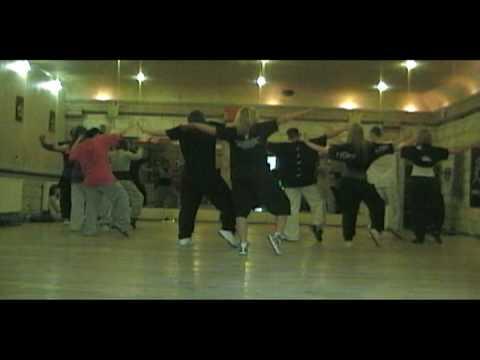 BK Poland BDA Class choreography