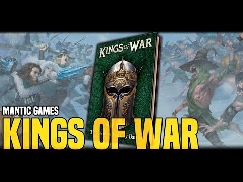 BoLS Overview | Kings of War Third Edition | Mantic Games