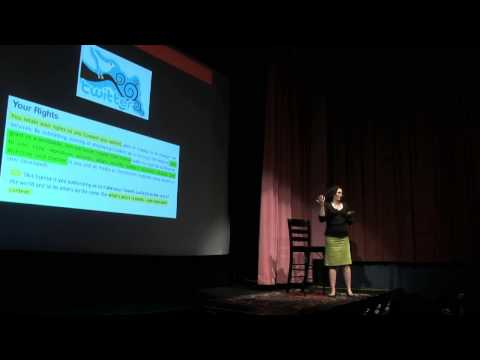 Content, Who Owns It? (2009) - Marcia Hofmann, Attorney Electronic Frontier Foundation