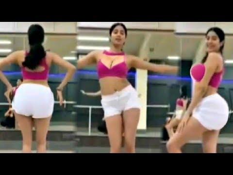Jhanvi Kapoor Belly Dance   Dance Deewane 2