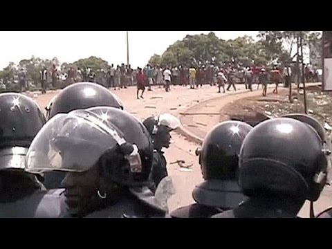 Fatal clashes in Guinea cast cloud over election preparations