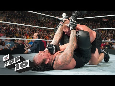 Dominating moves that defeated Brock Lesnar: WWE Top 10, July 23, 2018