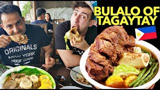 BEST or WORST Bulalo of the PHILIPPINES?!🇵🇭 Tagaytay Trip