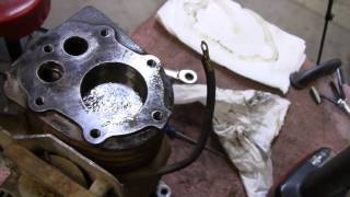 HOMEMADE WATER COOLED BRIGGS ENGINE (part 6)