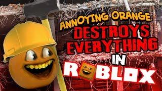 Alles zerstören in Roblox!!! (Supercut)