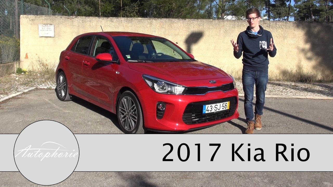 2017 Kia Rio Test 1 2 Liter Sauger 84 Ps Und 1 0 Liter Turbo 100