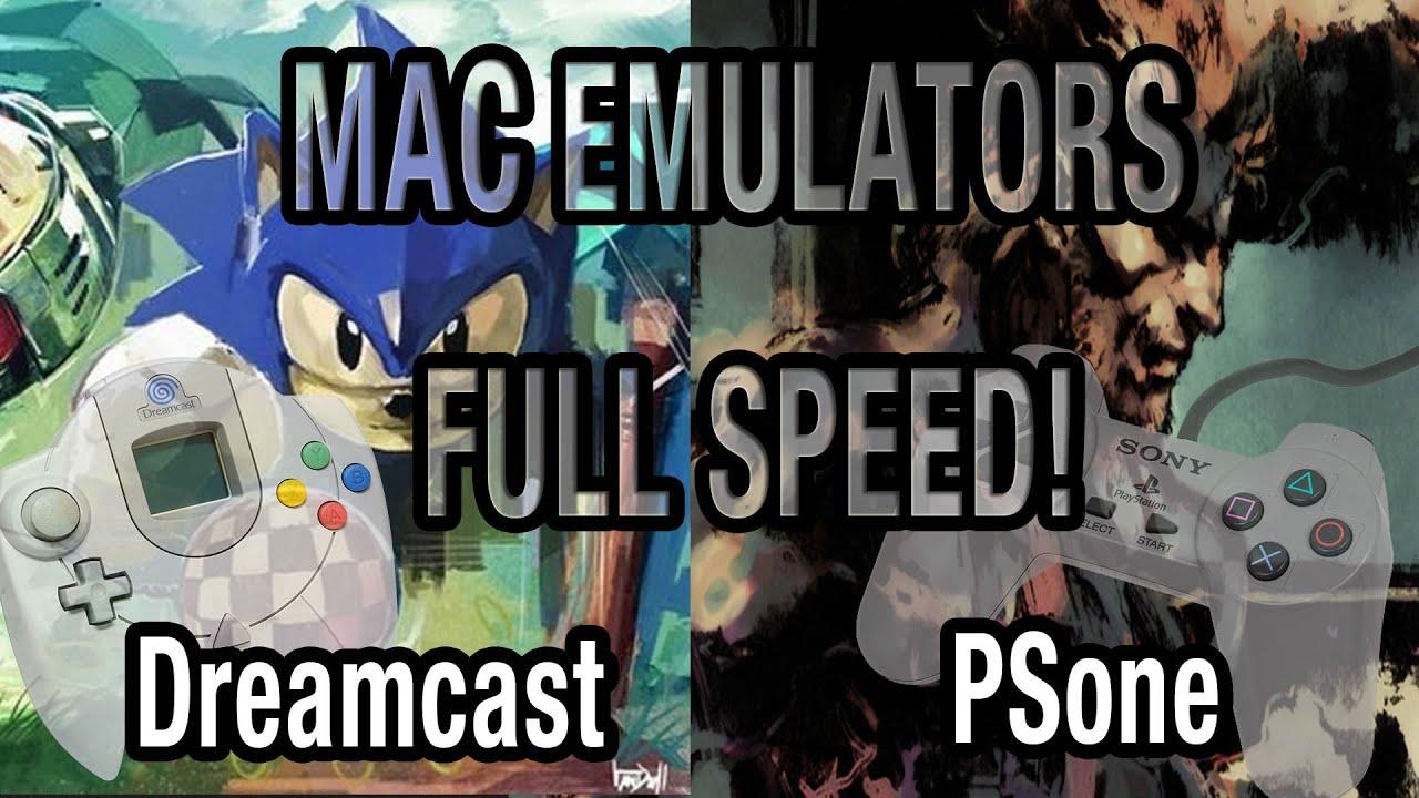 emulate dreamcast on mac