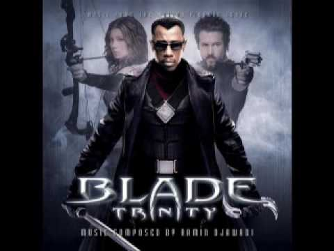 Blade: Trinity Score - Drake's Parting Gift