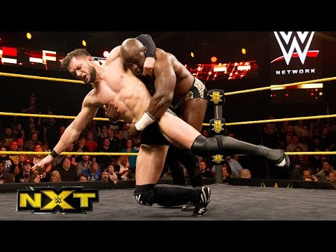Finn Bálor Vs. Apollo Crews: WWE NXT, Feb. 3, 2016