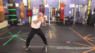 Advanced Boxing Footwork – The Stance Switch